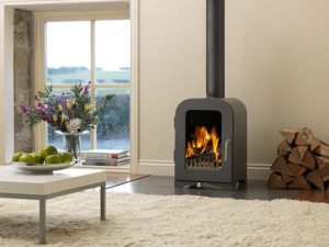 4kw wood burning stove Vesta V4