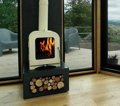 Stoves fitted in conservatories