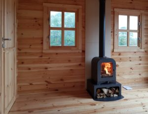 How To Fit A Wood Burning Stove In A Shed Everything You Require